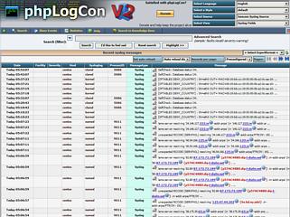 phplogcon